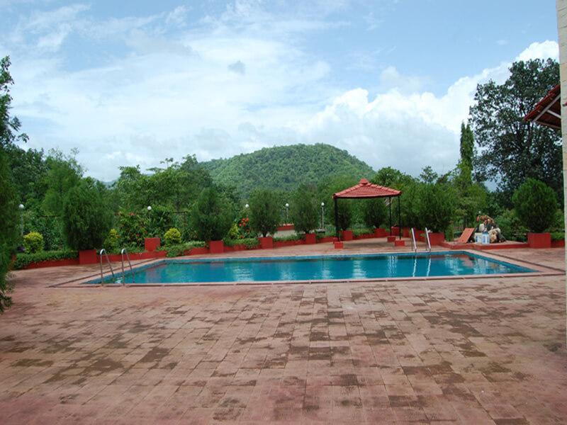 2. Swimming Pool